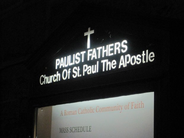 Church of St Paul the Apostle
